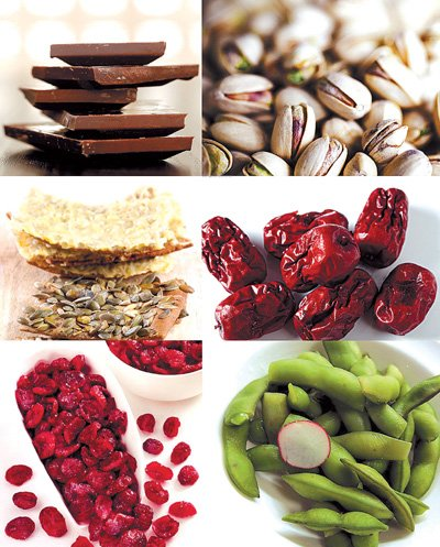 美癌症协会公布抗癌零食 黑巧克力能饿死癌细胞。