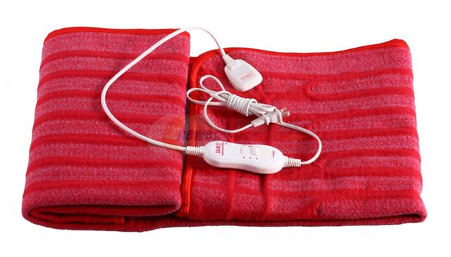 专家解读:常用电热毯使皮肤缺水引发皮炎