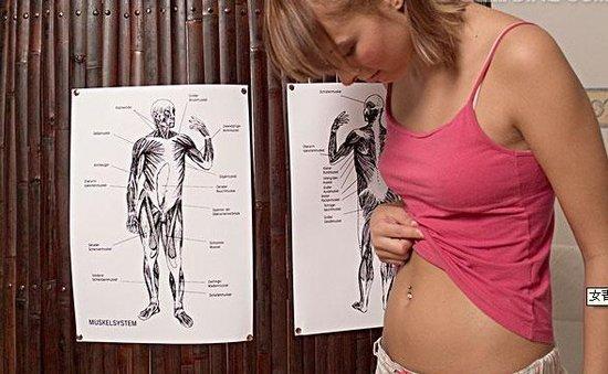 在看到这篇文章之前 你并不知道肚脐的形状与健康有