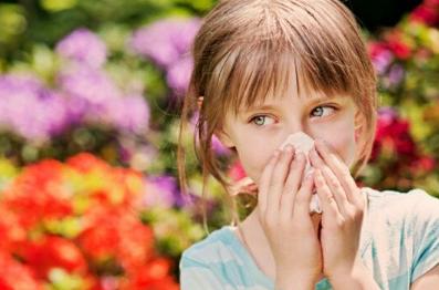六招防治春季小孩皮肤过敏