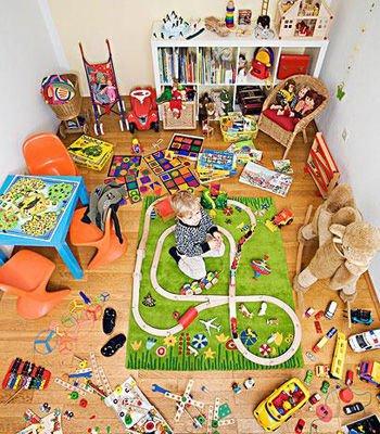玩具太多影响宝宝智力发育