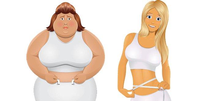 史上最科学的减肥方法,看完就能瘦成闪电</