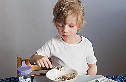4个数字 培养孩子良好饮食习惯