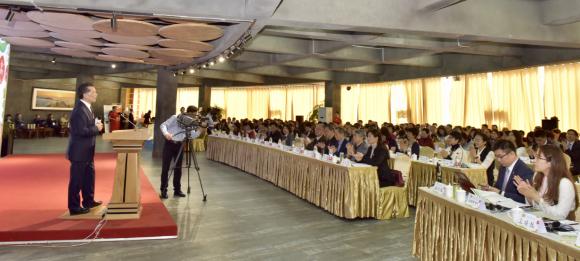 2018中国食育国际研讨会圆满召开
