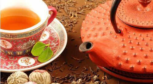 喝什么茶能防辐射?每天只需四杯茶