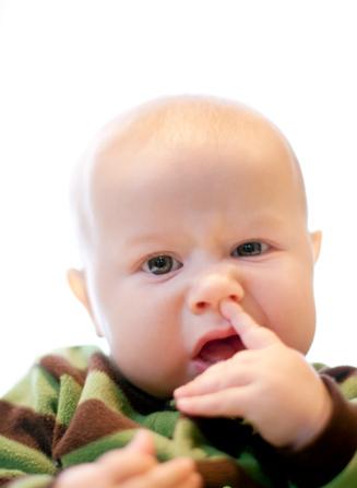 新手妈妈蓝皮书:婴儿鼻腔清理全攻略