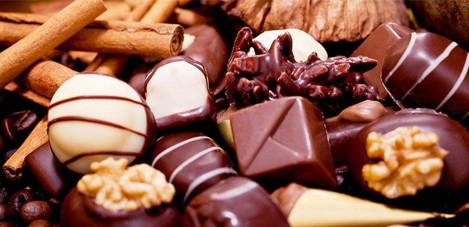 你知道吗?食用巧克力有益健康的5大理由</