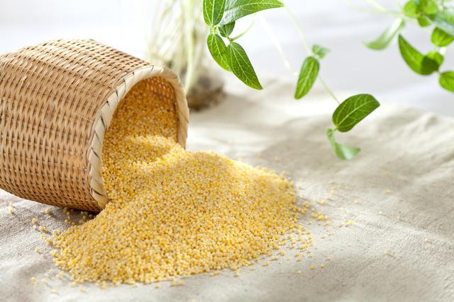 吃小米弄清几件事:混合搭配营养更好