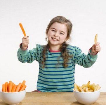 父母必备课程之儿童成长必需的九大营养素
