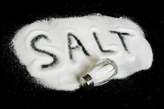"""科学""""控盐"""": 早餐尽量不食,中餐少食"""
