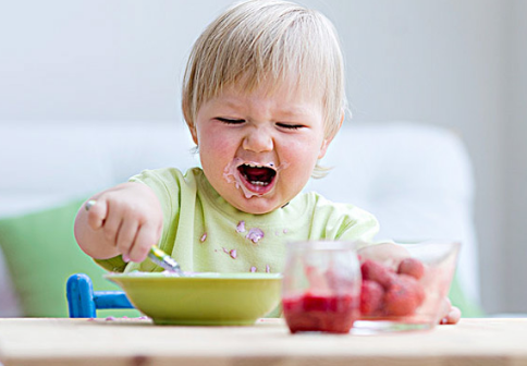超重BB的饮食原则 妈妈快看看