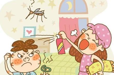 准妈防蚊大作战 禁用四种致畸用品