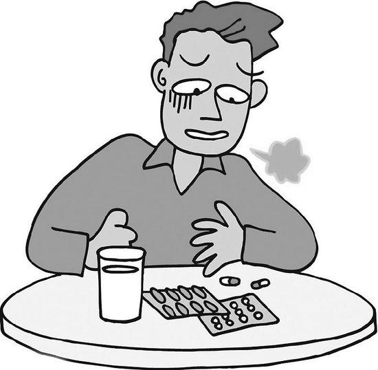 """""""胃痛""""原是""""心痛""""心脏病当胃病伤不起图片"""