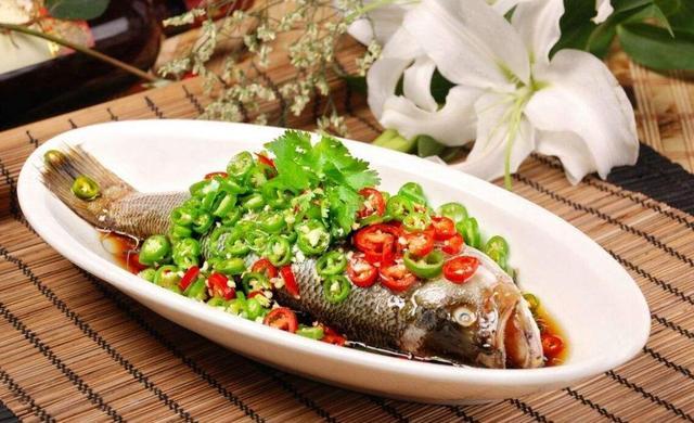 秋季吃一种鱼润燥养胃 赶紧做起来吧