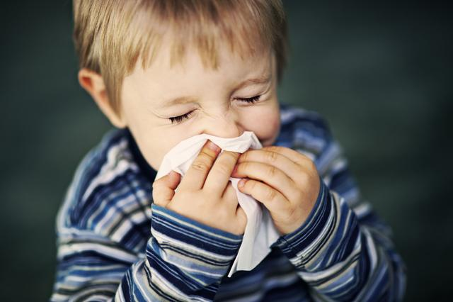 孩子感冒了?其中八成都是因为捂过了头