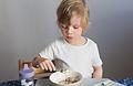 4个数字让孩子吃得健康吸收好