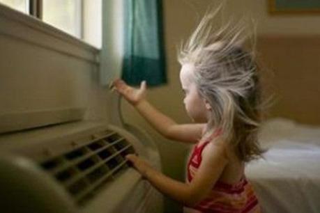 夏天宝宝吹空调不生病的小秘方
