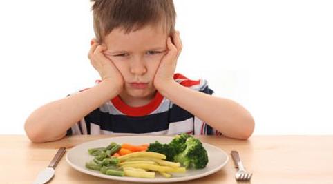 只需两招让挑食宝宝爱上吃蔬菜