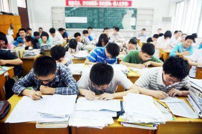 备战中高考学生频发视疲劳 专家:劳逸结合注意补充叶黄素
