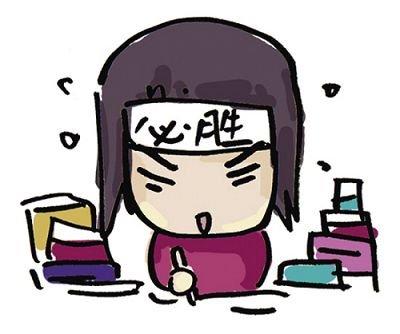 高中生心理出问题 80%因学习压力大_频道_腾讯网