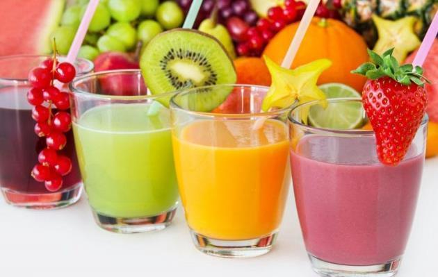 榨取有道 这样喝果汁才能新鲜有营养!
