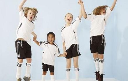 四类运动让孩子长得好长得高