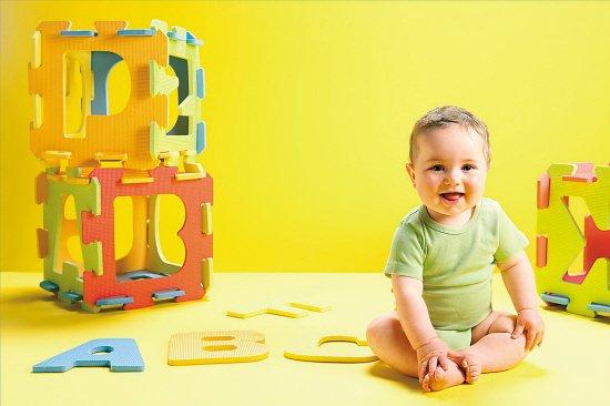 巧妙教宝宝学会自己收拾玩具