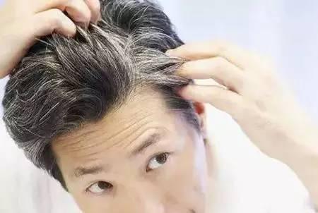 是真的吗?白发多的人更不易患癌吗?