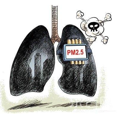 小粒径大危害 揭秘PM2.5如何损害身体健康