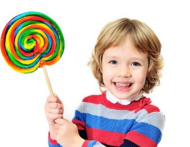 让宝宝正确吃糖的三个原则