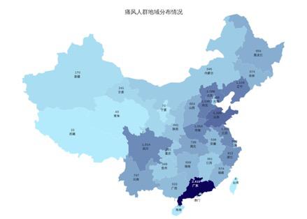 2017年中国痛风现状报告白皮书现已发布