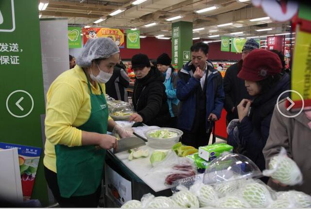 沃尔玛持续发力水果产地直采正宗台湾水果覆盖全国门店