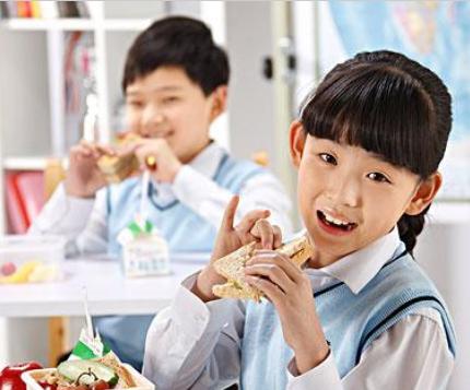 营养专家推荐:儿童营养午餐搭配方案