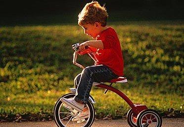6招教爸妈选购儿童自行车