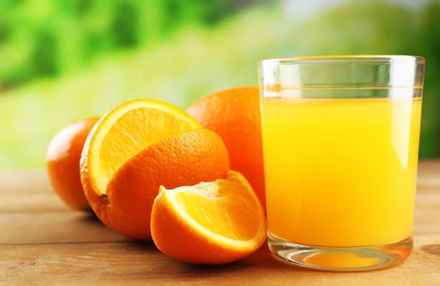 研究发现:喝橙汁有助于改善记忆力!
