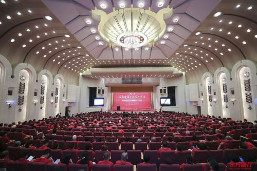 《首届中国系统营养大会暨亚健康评价学全国数据采集启动仪式》在北京人民大会堂盛大举行