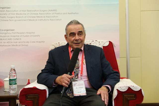 亚洲毛发移植大会在京举行 多专家呼吁达成微针植发等标准共识