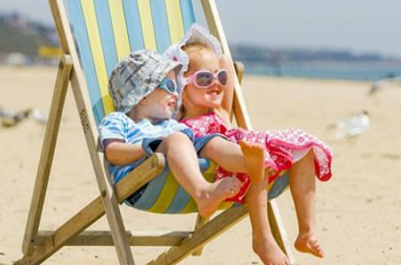 注意6件事 让BB尽情享受阳光浴