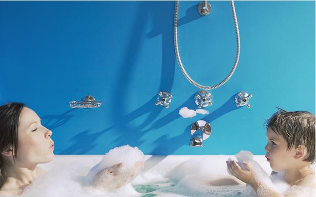 专家解读:冬季搓澡过度小心会得皮肤病