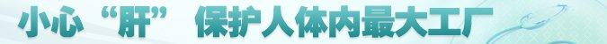 """名医堂第160期:小心""""肝"""" 保护人体内最大工厂"""