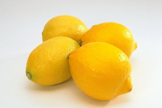 初秋吃柠檬有大功效 4大功效要知道