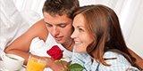 夫妇每周只吃3次食物 称靠呼吸获取能量