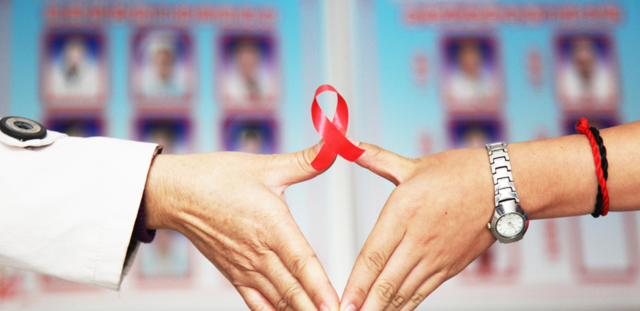 """艾滋病""""发现即治疗""""策略获论证"""