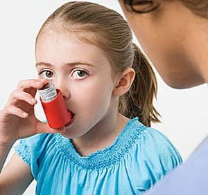 我国0~14岁的儿童哮喘患病率10年增加50%