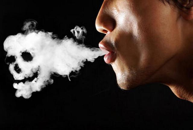 最新研究发现:三手烟会增加肺癌风险