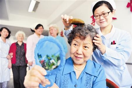 北京养老的服务人员缺口将要超过两万!