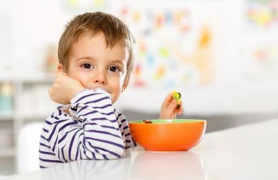 孩子饮食五个注意事项