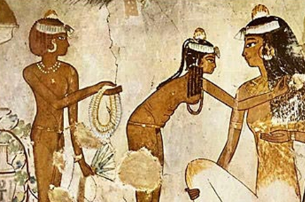 汗!看古代人若何玩转避孕 花样百出
