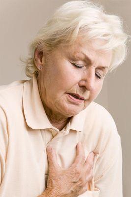 研究证实心理不健康的人易得心脏病