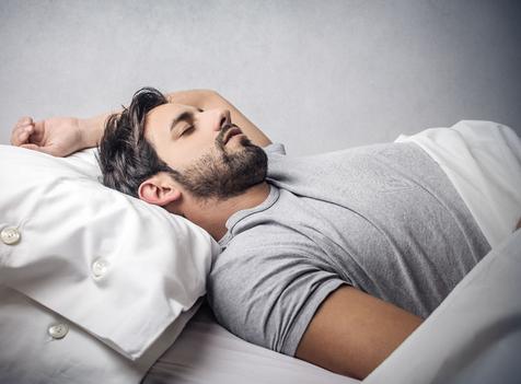 呼噜声异常是男人气血虚的5个症状之一